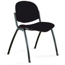 Konferenční židle Carol, černá