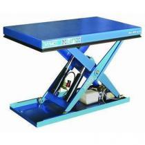 Hydraulický zvedací stůl, do 2 000 kg, deska 135 x 80 cm, 220 - 1 000 mm