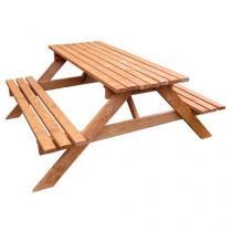Piknikový stůl, šířka 150 cm