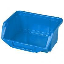 Plastový box Ecobox mini 5 x 11 x 9 cm, modrý