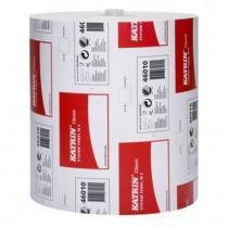 Papírové ručníky Katrin System Classic 2vrstvé, 160 m, bílé, 6 ks