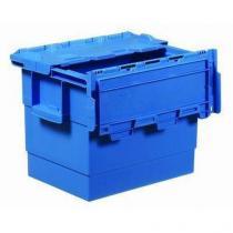 Plastový přepravní box Integra, 25 l