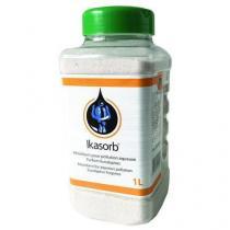 Sypký sorbent Ikasorb, sorpční kapacita 10 l, balení 1 l