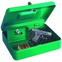 Přenosná bezpečnostní schránka na krátké zbraně