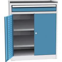 Dílenská skříň pro CNC nástroje, 118 x 95 x 60 cm