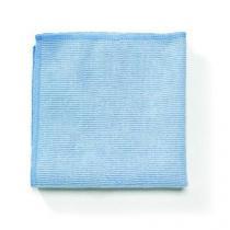 Univerzální mikrovláknové utěrky Rubbermaid, 12 ks, modré