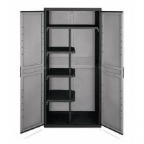 Plastová skříň, 180 x 89,7 x 53,7 cm