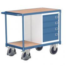 Dílenský vozík, 92,5 x 119 x 60 cm