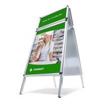 Áčkový reklamní stojan Primrose, A1