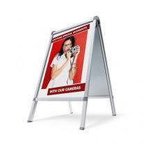 Áčkový reklamní stojan Prime, A1
