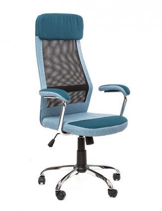 Kancelářské židle Sedia Kancelářská židle Q 336 modrá