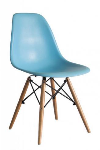 Kuchyňské židle Sedia plastové ENZO modrá