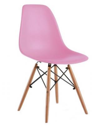 Kuchyňské židle Sedia plastové ENZO růžová