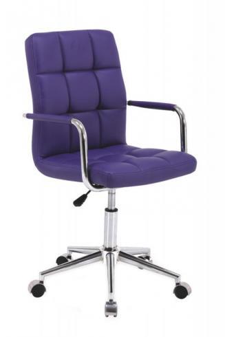 Dětské židle Sedia Dětská židle Q022 fialová