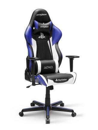 Kancelářské židle Node - Kancelářská židle DX RACER OH/RZ90/INW Playstation