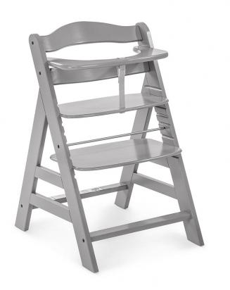 Jídelní židličky HAUCK Hauck Alpha+ dětská židle šedá