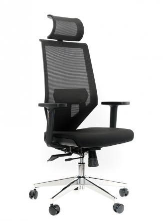 Kancelářské židle Antares Kancelářská židle Edge černá