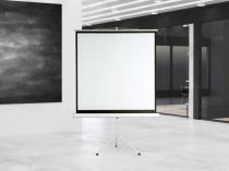 Projekční plátno AVELI stativ, 152x152 (1:1)