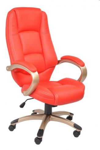 Kancelářské židle Sedia - Kancelářské křeslo H-8462 L-1 červené