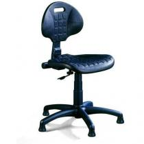 Pracovní židle Kent PK s kluzáky