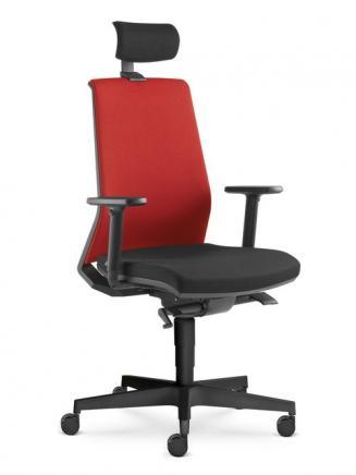 Kancelářské židle LD Seating Kancelářská židle Look 375-AT