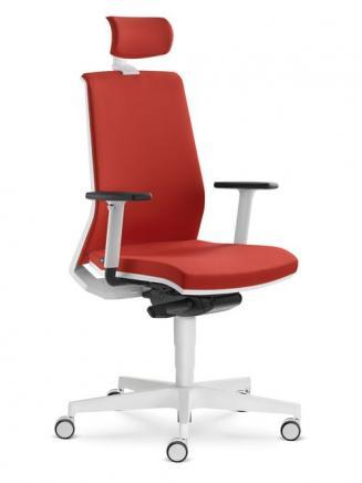 Kancelářské židle LD Seating Kancelářská židle Look 376-AT