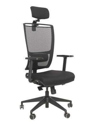 Kancelářské křeslo LD Seating Kancelářské křeslo LYRA NET 201-SY P BR-210 BO RM CSE14