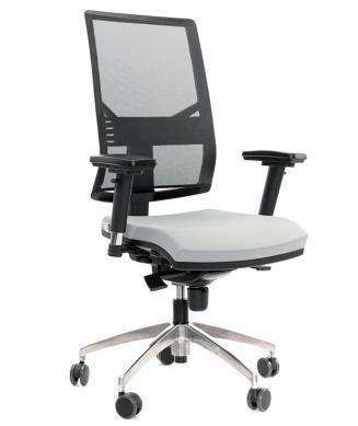 Kancelářské židle Antares Kancelářská židle 1850 SYN OMNIA ALU BN5 AR08 C 3D SL GK