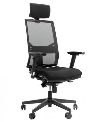 Kancelářské židle Antares Kancelářské křeslo 1850 SYN OMNIA PDH BN7 AR08 C 3D SL