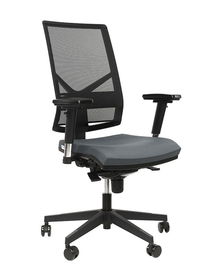 Kancelářské židle Antares - Kancelářská židle 1850 SYN OMNIA BN6 AR08 C 3D SL