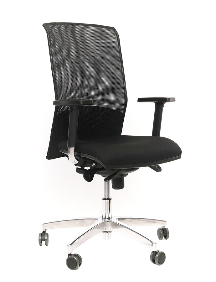 Kancelářské křeslo Alba - Kancelářské křeslo Reflex Šéf T-Synchro P44 PH9