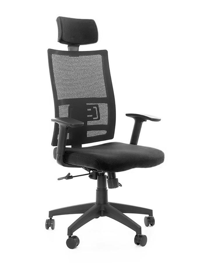 Kancelářské židle Antares - Kancelářská židle Mija černá