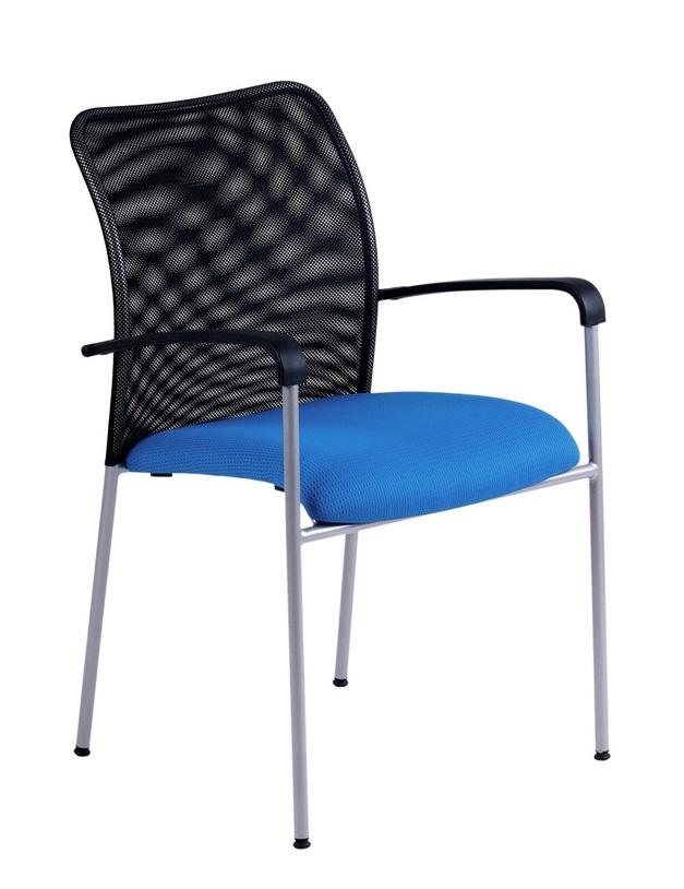 Konferenční židle - přísedící Office pro - Konferenční židle Triton NET