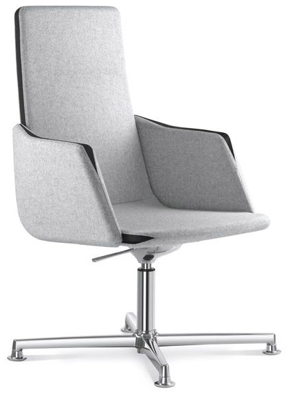 Kancelářské křeslo LD Seating - Kancelářské křeslo Harmony 832-PRA, F34-N6