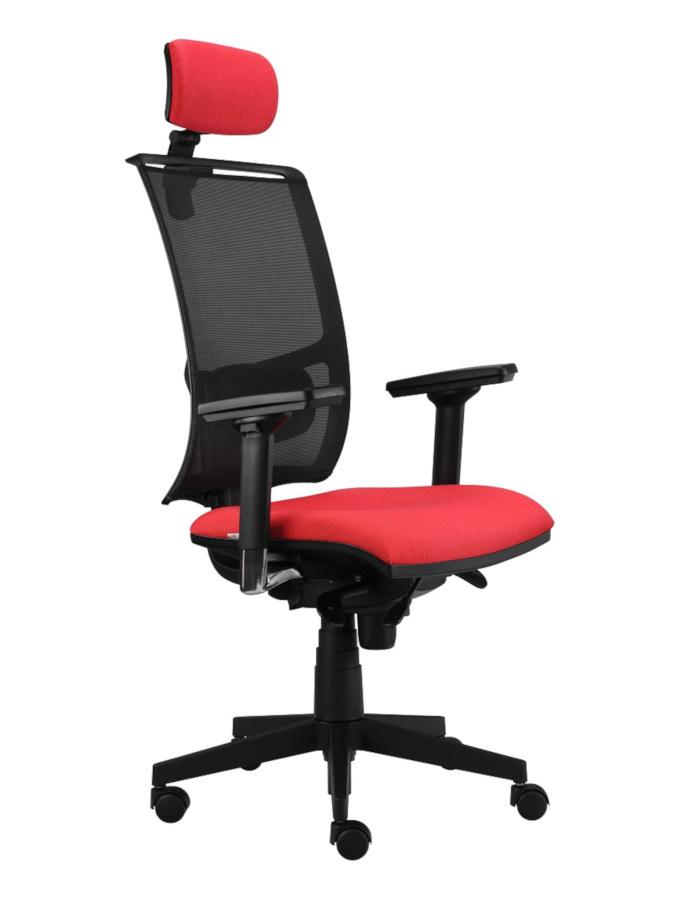 Kancelářské židle Alba - Kancelářská židle Lara Šéf síť