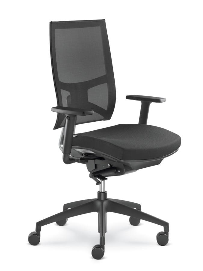 Kancelářská židle LD Seating - Kancelářská židle Storm 545-N2-TI