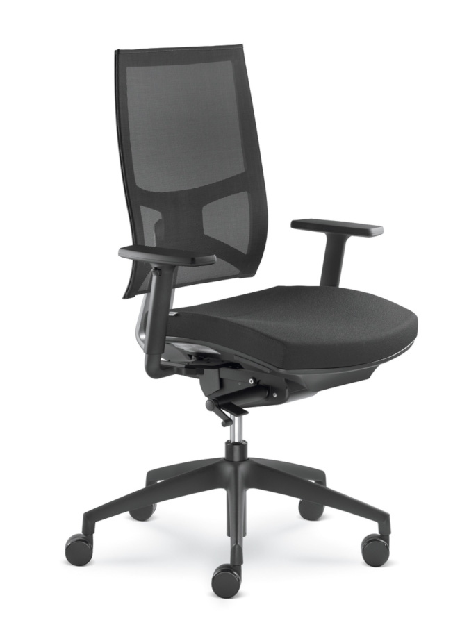 Kancelářská židle LD Seating - Kancelářská židle Storm 547-N2-TI