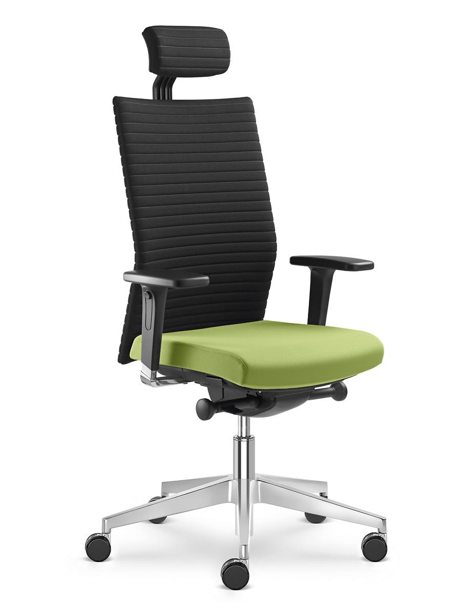 Kancelářské křeslo LD Seating - Kancelářské křeslo Element 435-SYQ