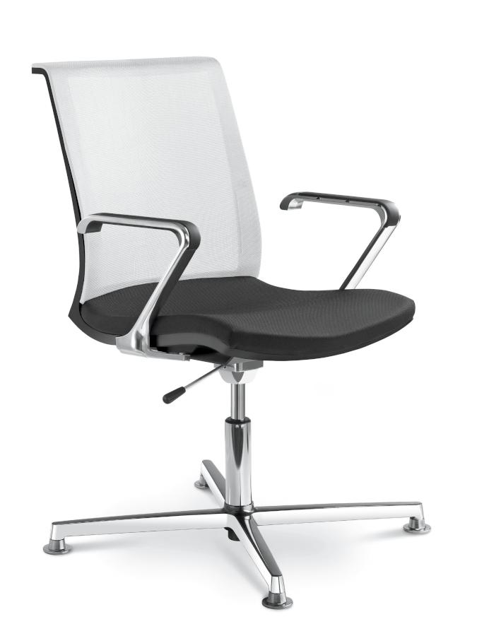 Kancelářské židle LD Seating - Kancelářská židle LYRA NET 203-F34-N6