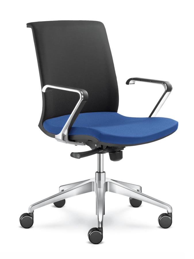 Kancelářské židle LD Seating - Kancelářská židle LYRA NET 204-F80-N6