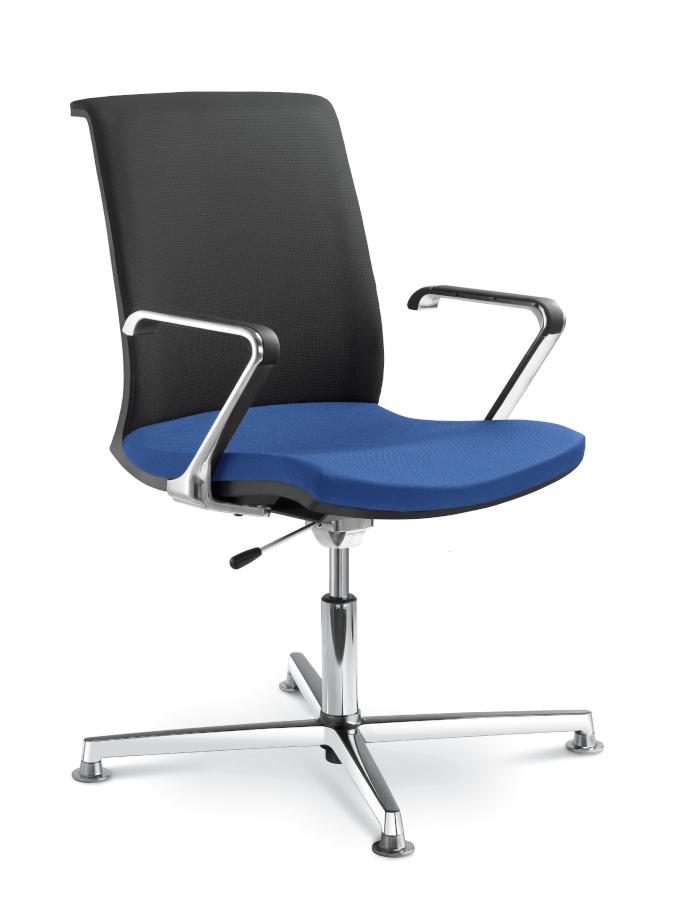 Kancelářské židle LD Seating - Kancelářská židle LYRA NET 204-F34-N6