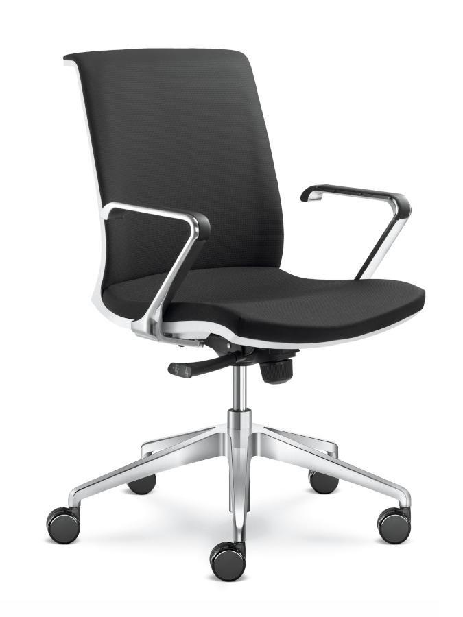 Kancelářské židle LD Seating - Kancelářská židle LYRA NET 214-F80-N6