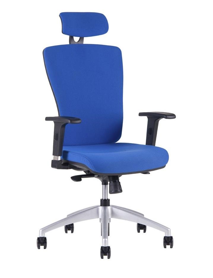 kancelářská židle Halia SP - s podhlavníkem