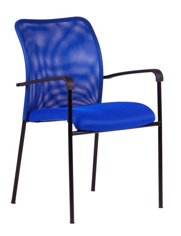 Konferenční židle - přísedící Office pro - Konferenční židle Triton Black