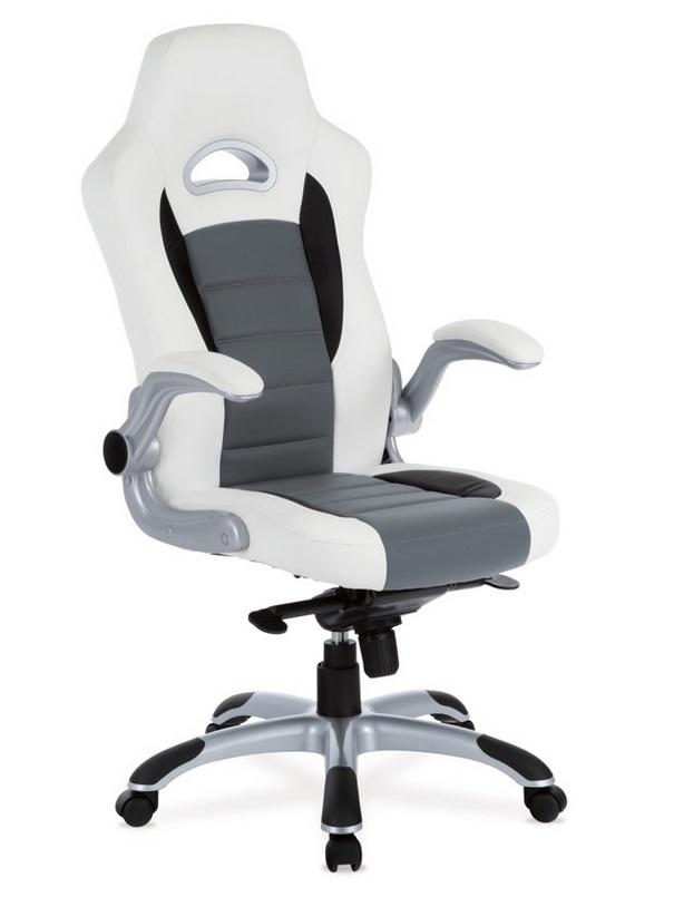 Kancelářské křeslo NODE - Autronic KA-E240B kancelářská židle