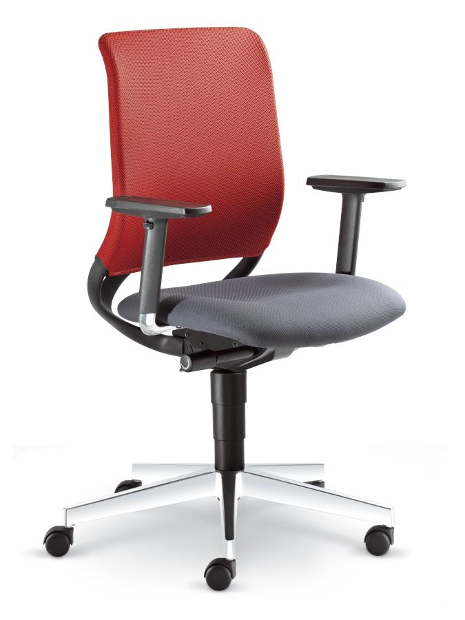 Kancelářské židle LD Seating - Kancelářská židle Theo@ 260-AT