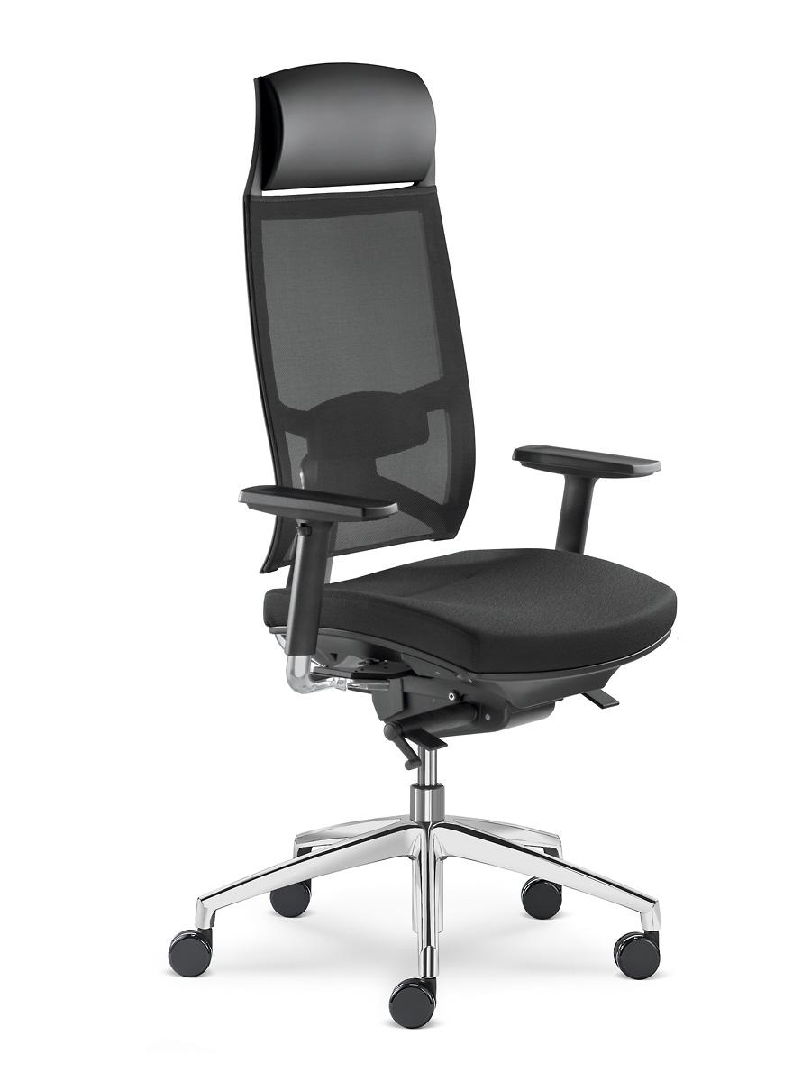 Kancelářské křeslo LD Seating - Kancelářské křeslo Storm 550-N6-SYS