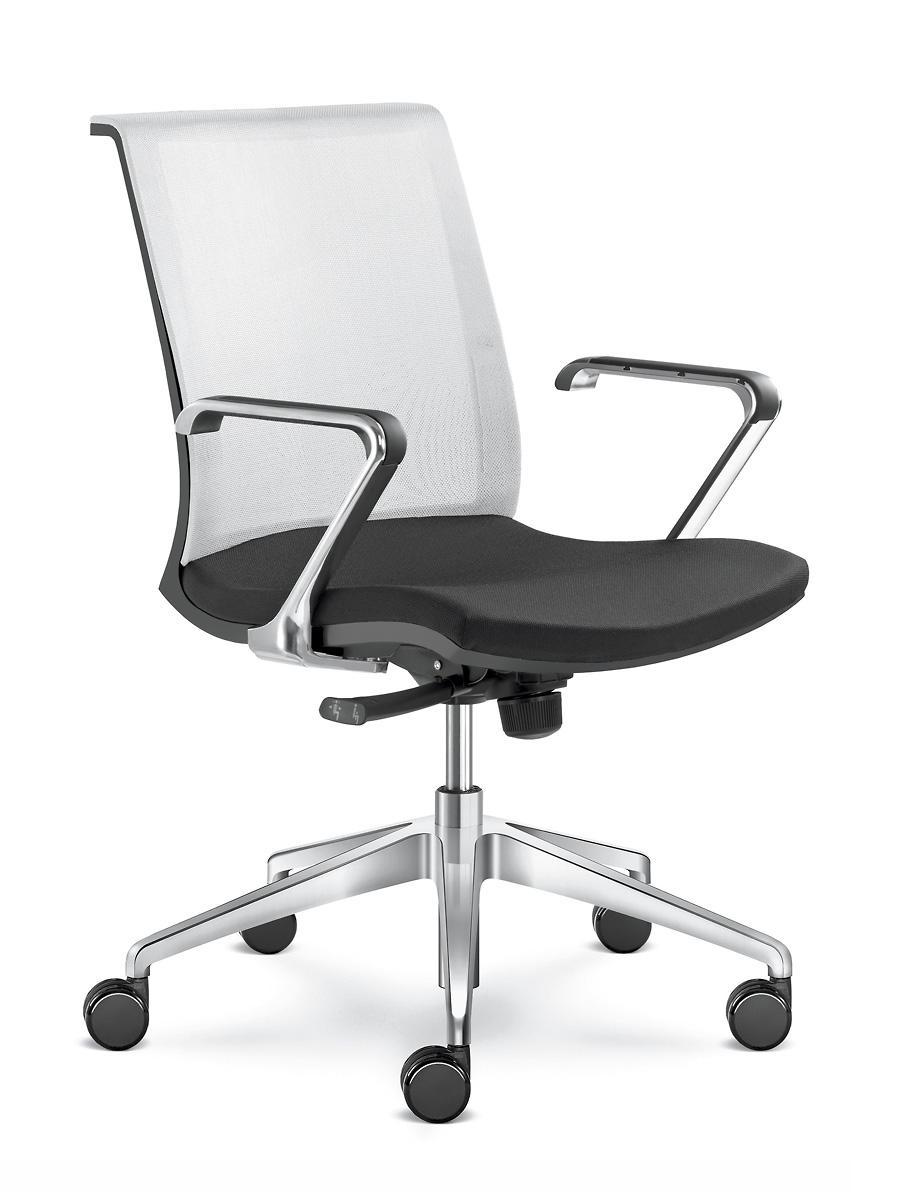 Kancelářské židle LD Seating - Kancelářská židle LYRA NET 203-F80-N6