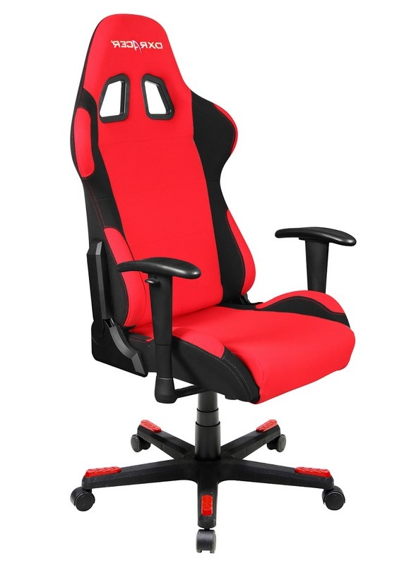 Kancelářské židle Node - Kancelářská židle DXRACER OH/FD01/RN