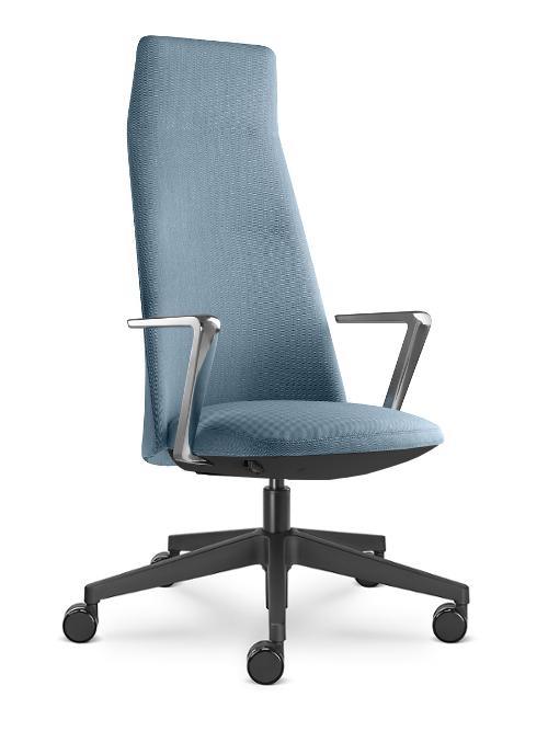 Kancelářské křeslo LD Seating - Kancelářské křeslo Melody Design 795-FR-N1